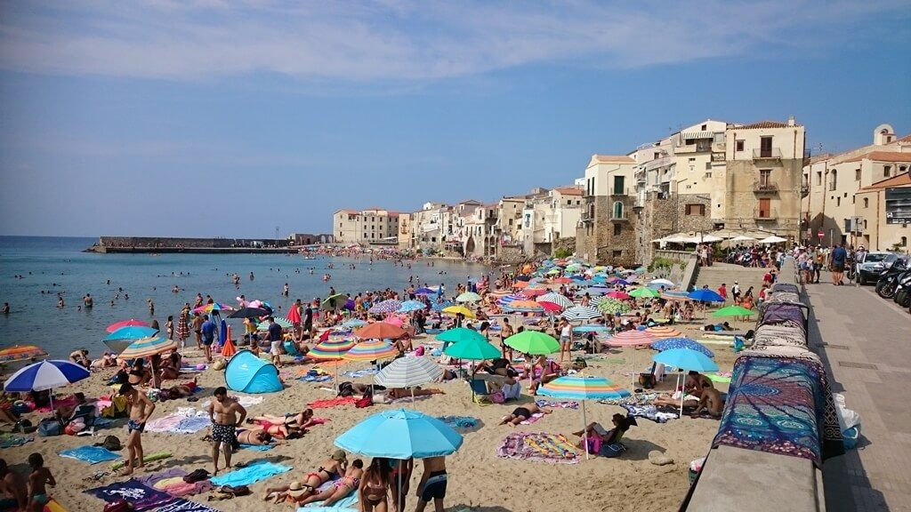Cefalu as part of our Sicily Road Trip