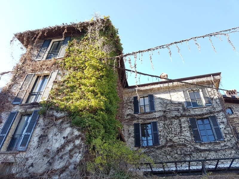 Characterful Old Villa in Pescallo