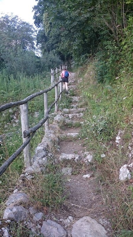 The Path of the Gods Amalfi Coast Trail