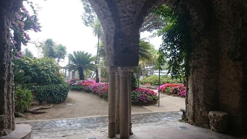 Villa Rufolo in Ravello