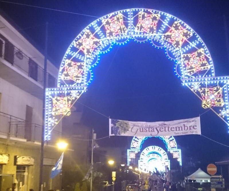 Gusta Settembre Festival Bomerano